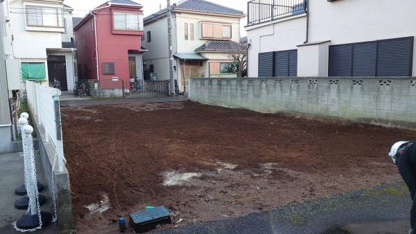 鎌ヶ谷市完工